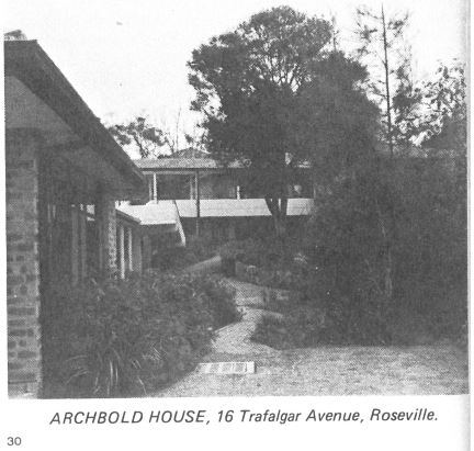 Archbold House
